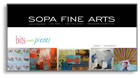 Group Art Exhibition - Kelowna Sopa Art Gallery