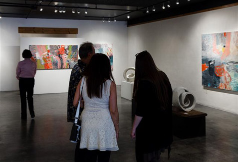 art exhibition - Kelowna, BC
