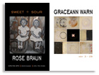Rose Braun and Graceann Warn