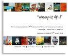 wrap it up exhibition - group art exhibitioin