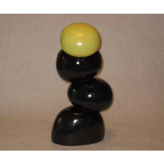 Germination I - 11 in. x 22 - ceramic