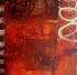 Perfect Sinner - 60 x 48 - acrylic on canvas