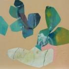 49-5 36 in. x 36 - acrylic / mixed media on canvas