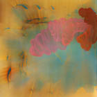 Stacked Harmonics - 20 x 22 - gloss, oil, canvas