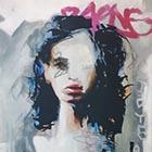 twig - 60 in. x 30 - acrylic on canvas